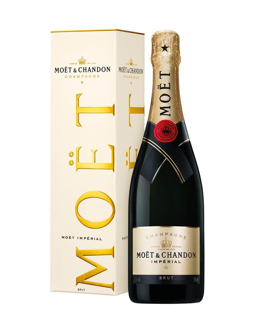 Moët & Chandon Champagne Brut AOC Impérial Moët & Chandon 0,75 ℓ, Astucciato