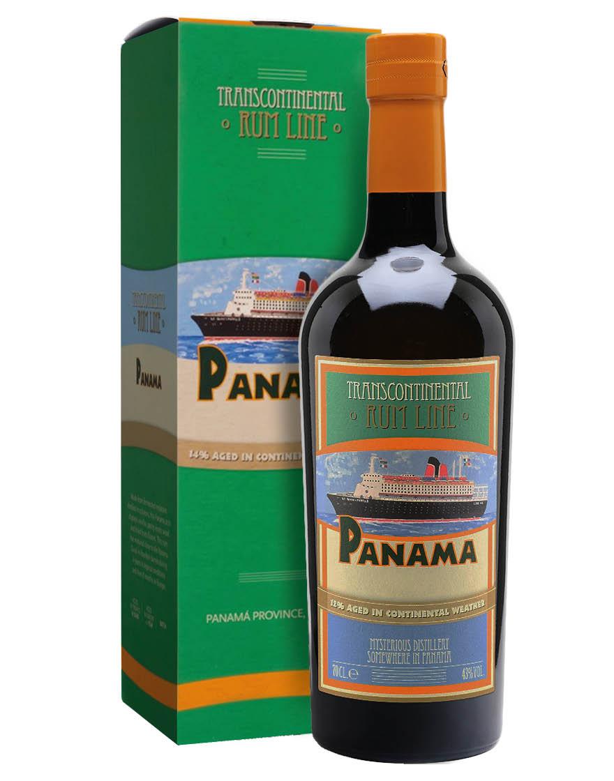 Transcontinental Rum Line Serie 3 Panama Rum Transcontinental Rum Line 2011 0,7 L, Astucciato