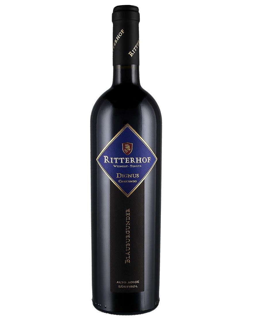 Ritterhof Südtirol - Alto Adige DOC Crescendo Pinot Nero Dignus Ritterhof 2016 0,75 ℓ