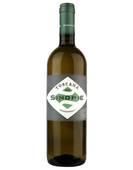 Colognole Toscana IGT Chardonnay Sinopie Colognole 2019 0,75 ℓ