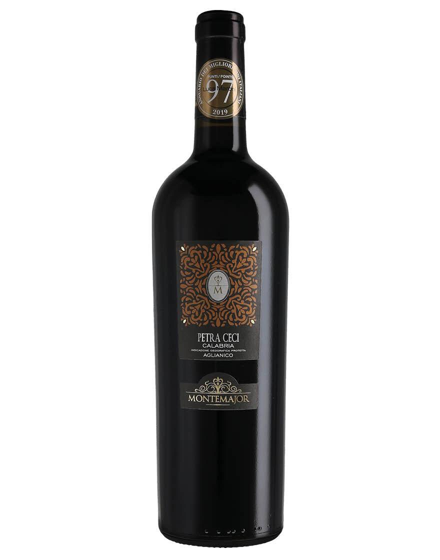 Montemajor Calabria Aglianico IGT Petra Ceci Montemajor 2017 0,75 L
