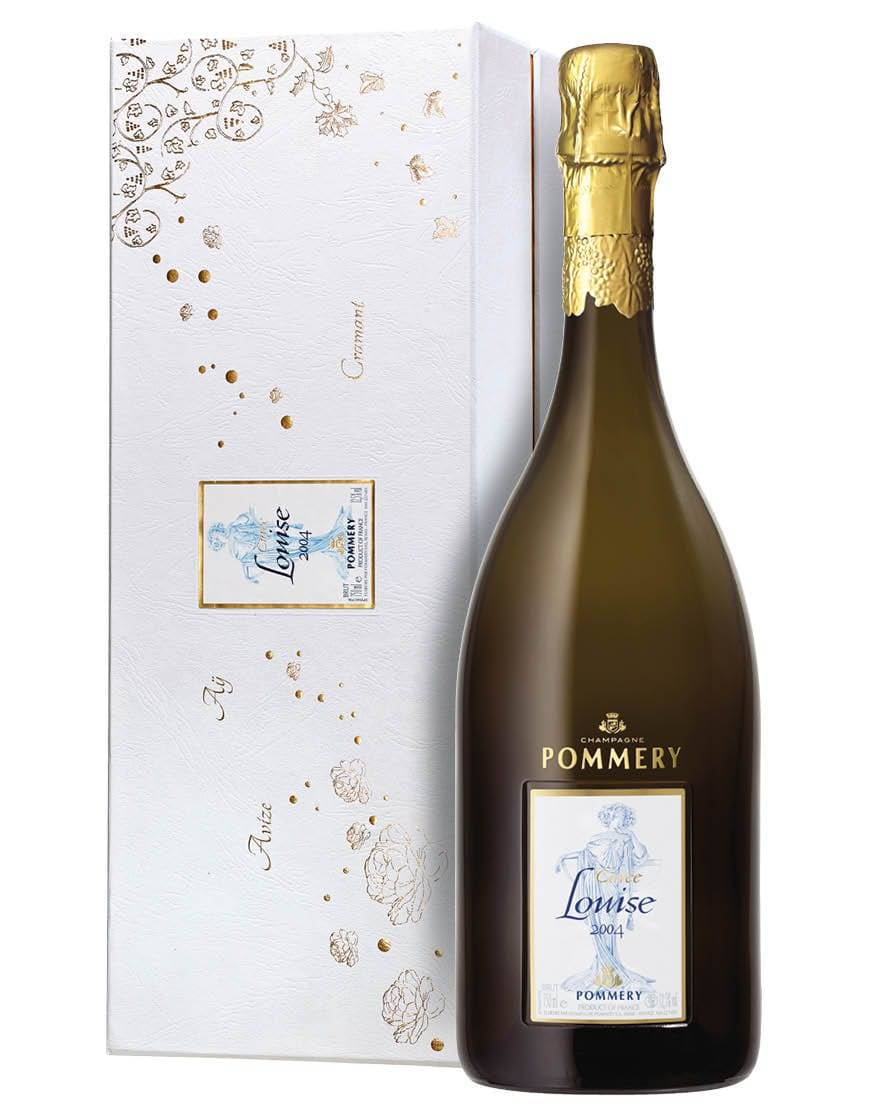 Pommery Champagne Brut AOC Cuvée Louise Pommery 2004 0,75 ℓ, Astucciato