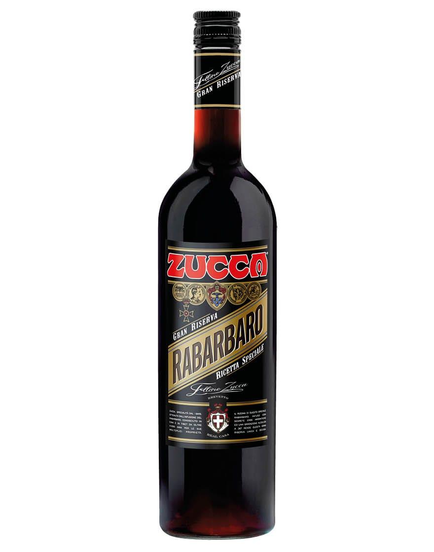 Zucca Amaro Rabarbaro Gran Riserva Zucca 0,7 ℓ