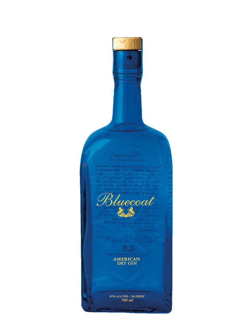 Philadelphia Distilling American Dry Gin Bluecoat Philadelphia Distilling 0,7 ℓ