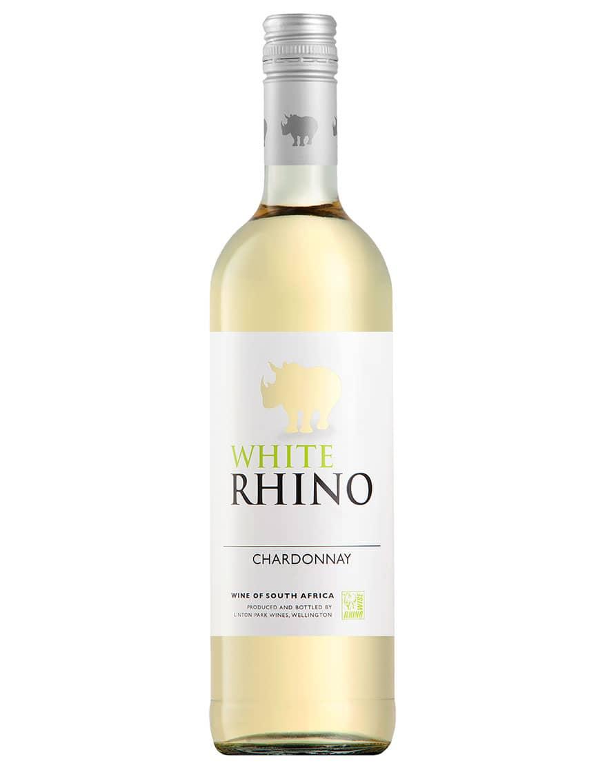 Rhino Park Paarl WO White Rhino Chardonnay Rhino Park 2020 0,75 ℓ