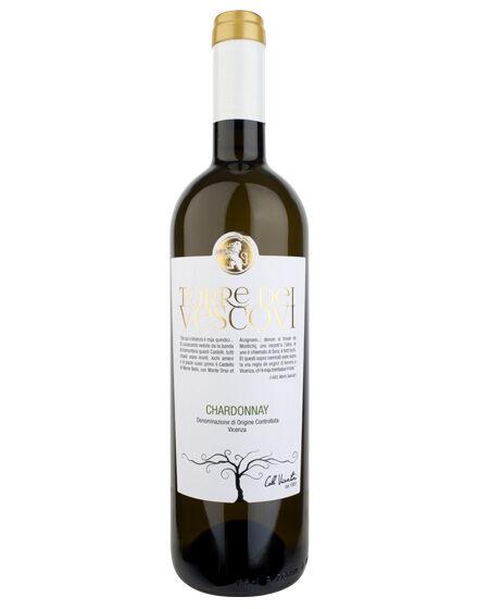 Colli Vicentini Vicenza DOC Torre dei Vescovi Chardonnay Colli Vicentini 2020 0,75 ℓ
