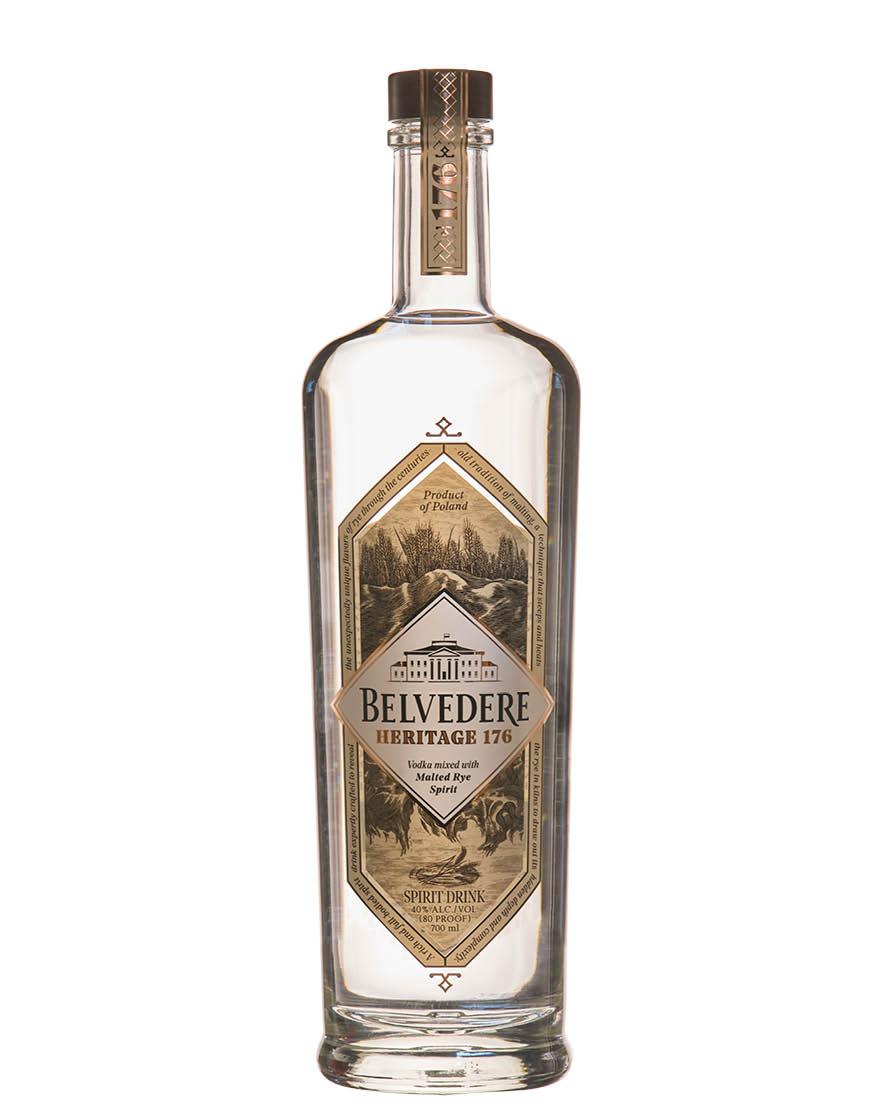 Belvedere Vodka Heritage 176 Belvedere 0,7 ℓ