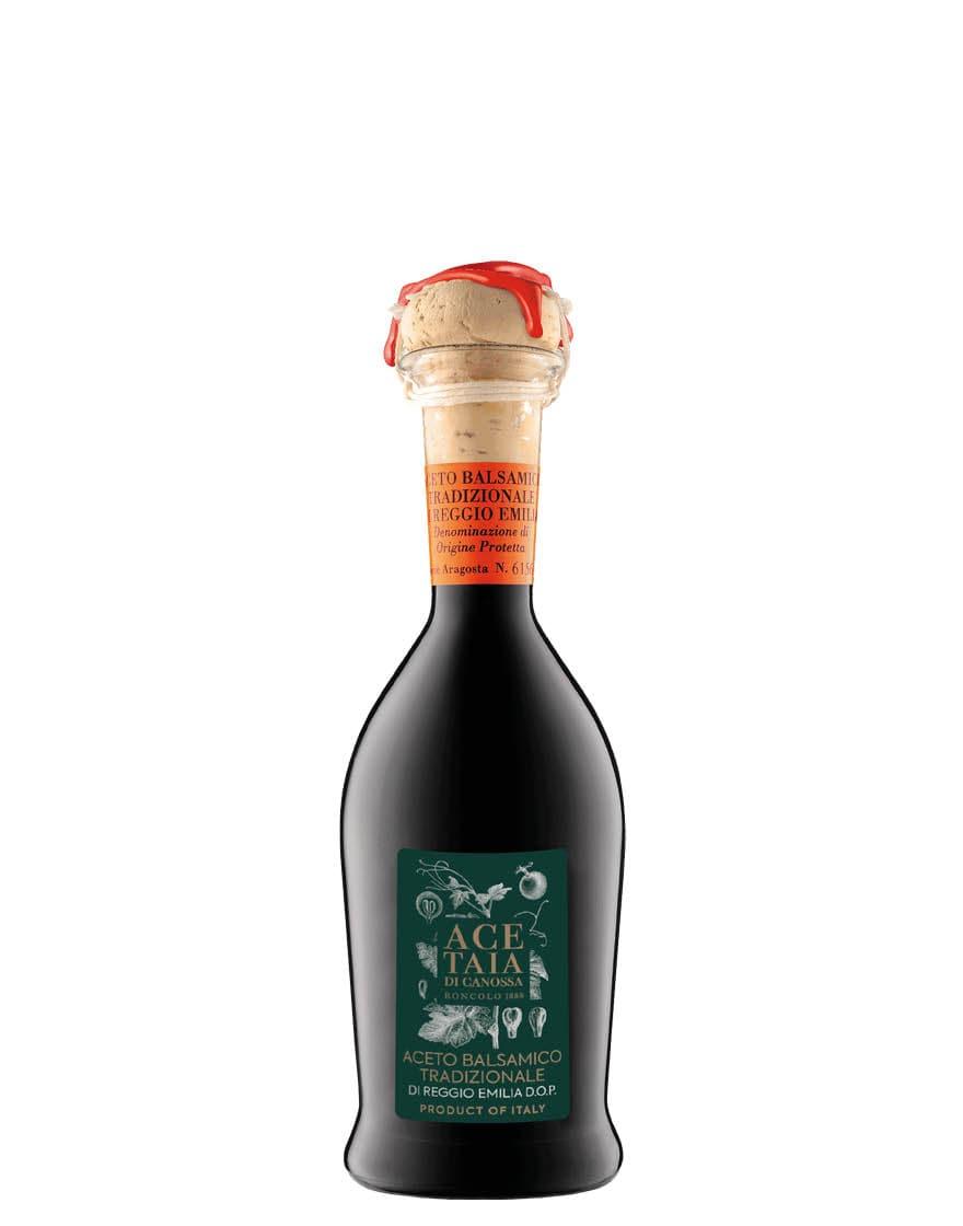 Acetaia di Canossa Aceto Balsamico Tradizionale di Reggio Emilia DOP Etichetta Aragosta Acetaia di