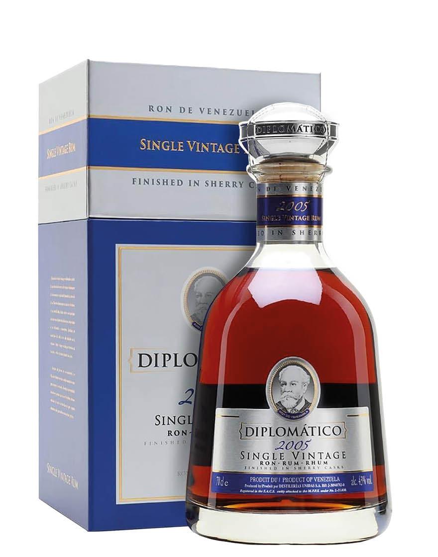 Diplomatico Single Vintage Rum Diplomatico 2005 0,7 ℓ