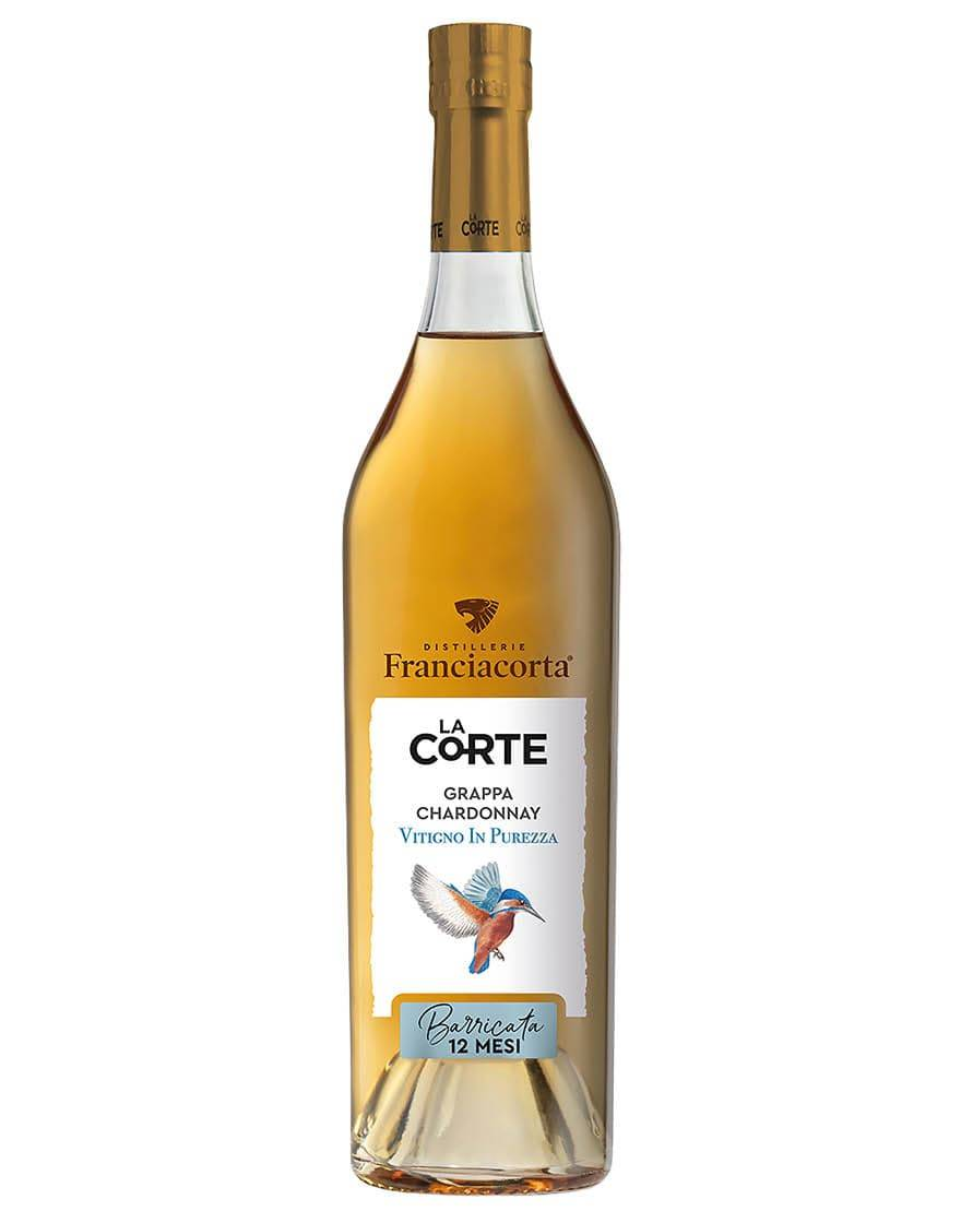 Distillerie Franciacorta Grappa Chardonnay di Franciacorta Riserva Distillerie Franciacorta 500 ㎖