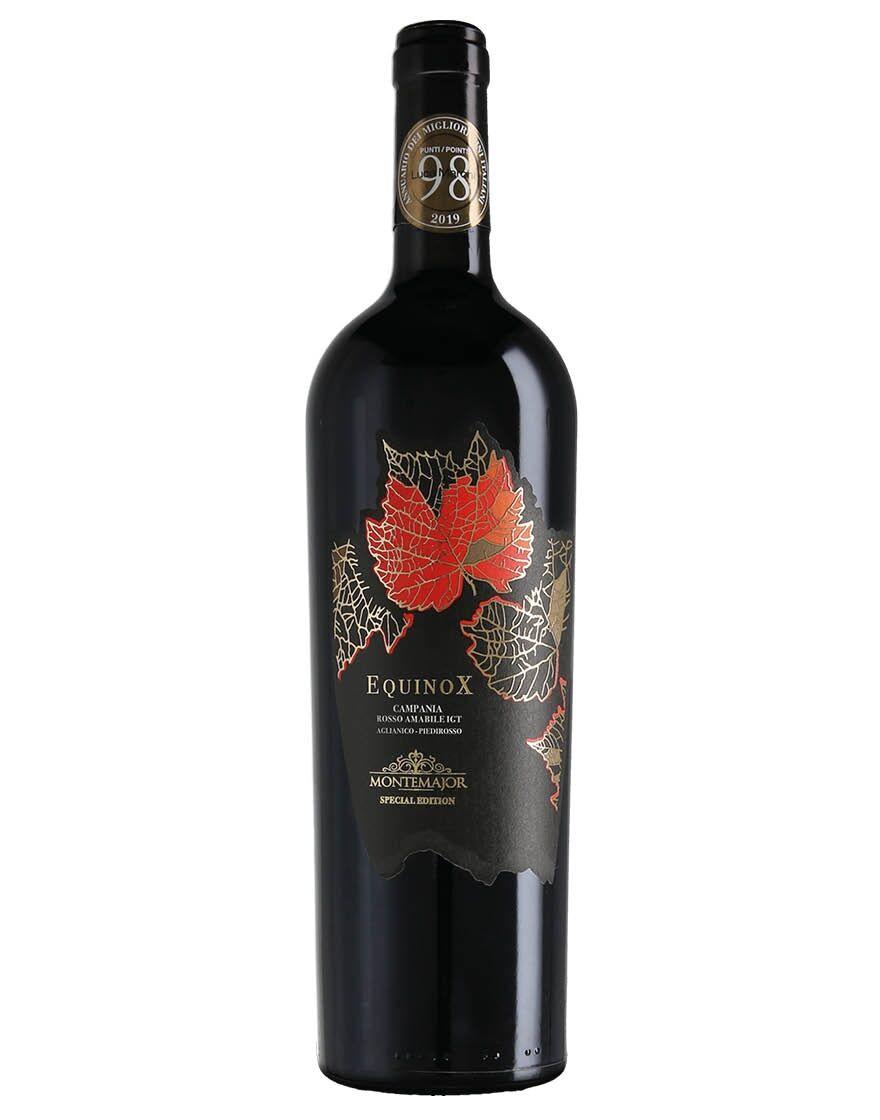 Montemajor Campania Rosso Amabile IGT Equinox Montemajor 2019 0,75 ℓ