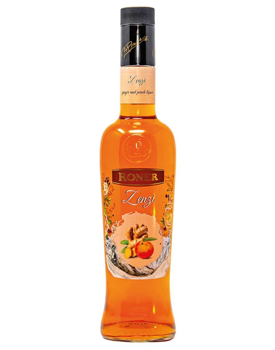Roner Zenzi Liquore allo Zenzero e alla Pesca Roner 0,7 ℓ