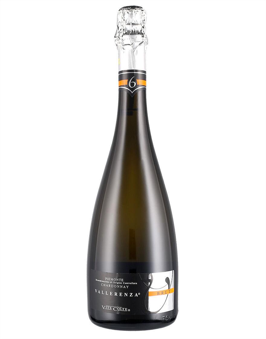 Vite Colte Piemonte Chardonnay Brut DOC Vallerenza Vite Colte 0,75 ℓ