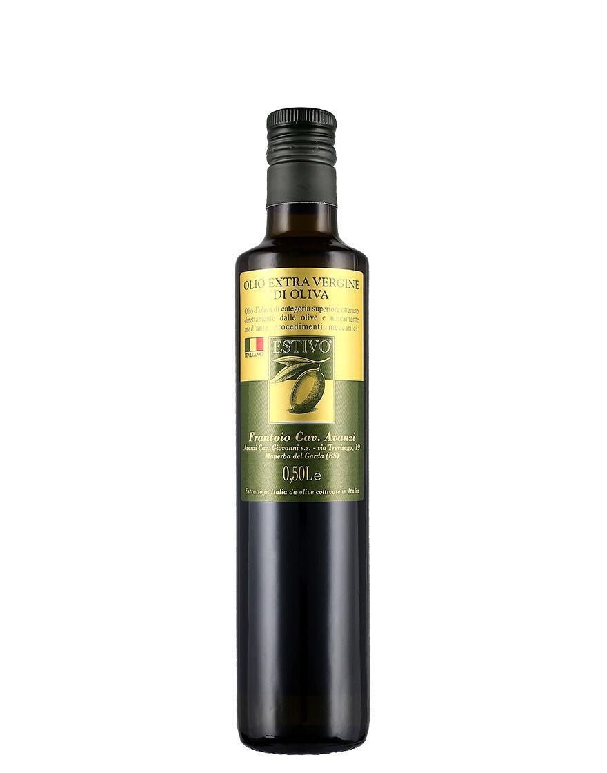 Avanzi Olio Extravergine di Oliva Estivo Avanzi 500 ㎖