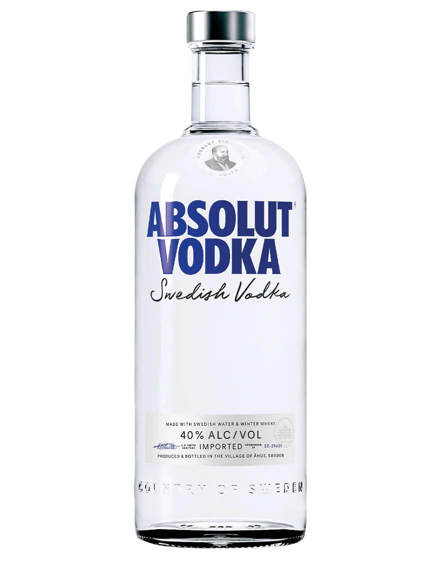 Absolut Vodka Absolut 0,7 ℓ