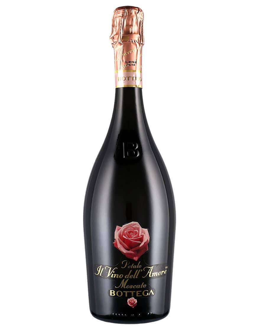 Bottega Vino Spumante di Qualità del tipo Aromatico Petalo Il Vino dell'Amore Moscato B