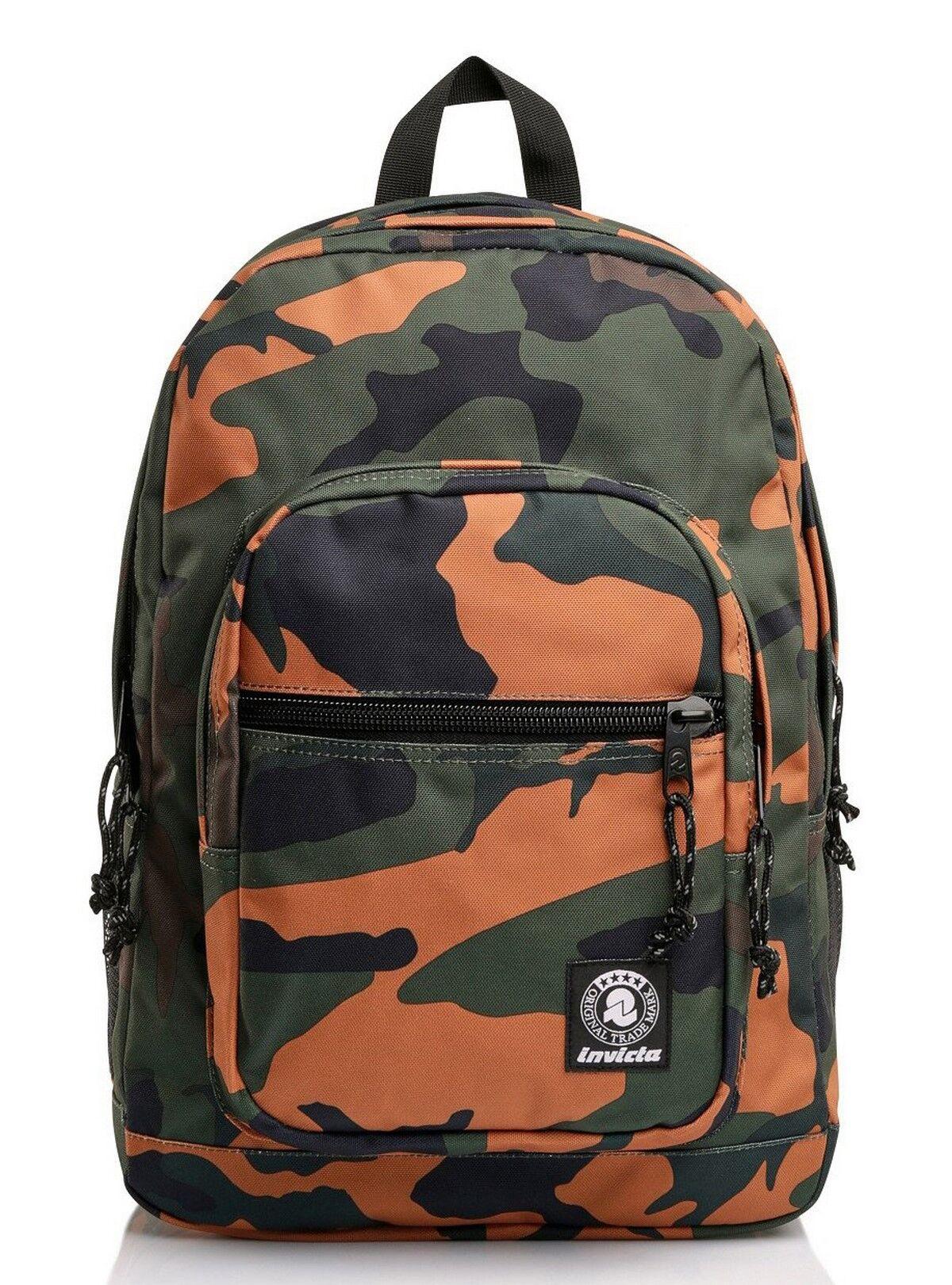 invicta zaino scuola invicta jelek camouflage
