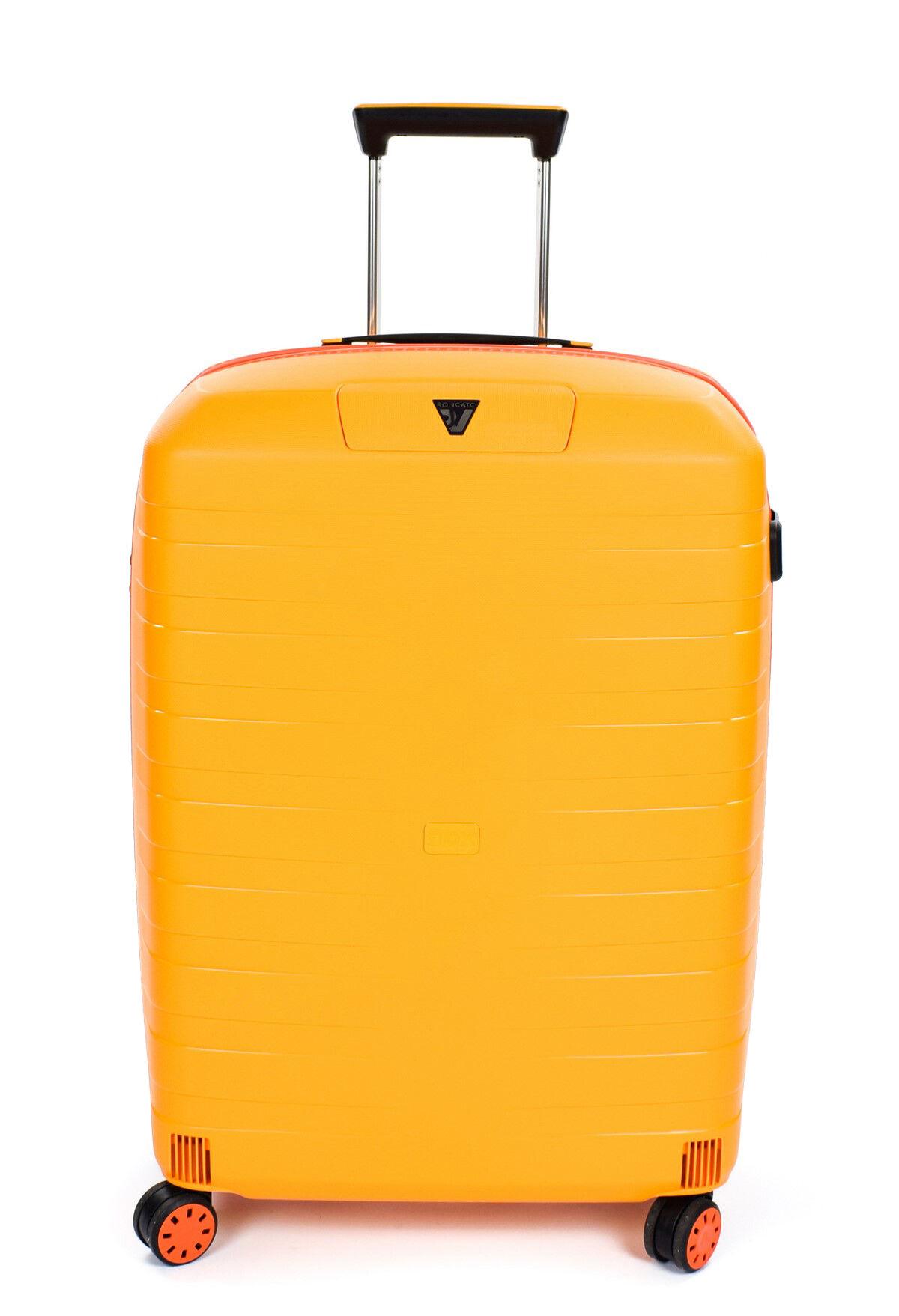 Roncato Trolley medio Roncato BOX 2.0 Young 5542 Arancio Sole