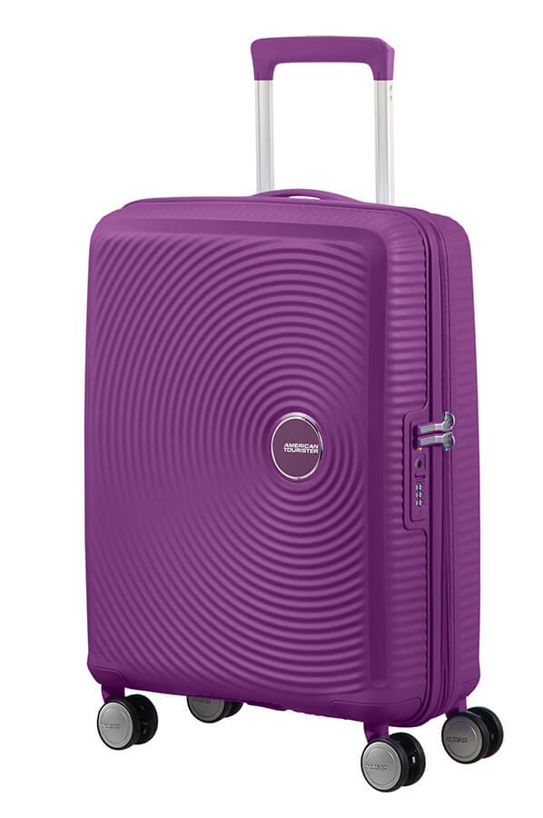 American Tourister Trolley cabina espandibile American Tourister Soundbox Purple Orchid