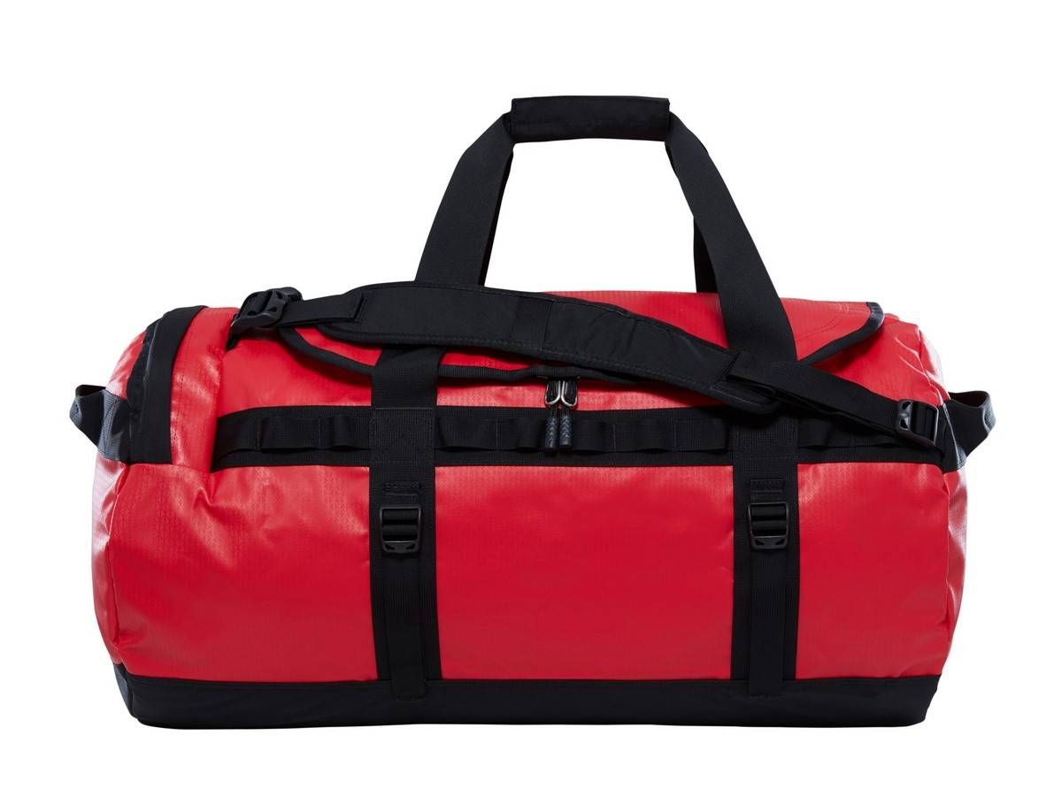 The North Face Borsone Zaino The North Face Base Camp Duffel M Red