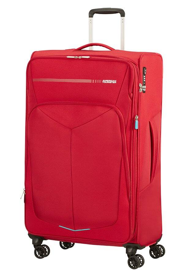 American Tourister Trolley grande American Tourister Summerfunk Rosso
