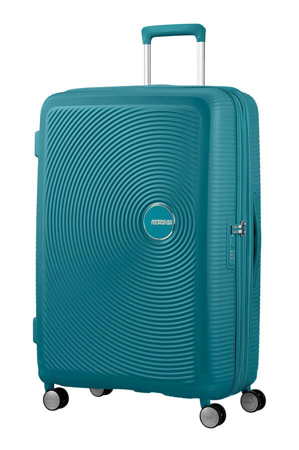 American Tourister Trolley espandibile American Tourister Soundbox 77cm Jaded Green
