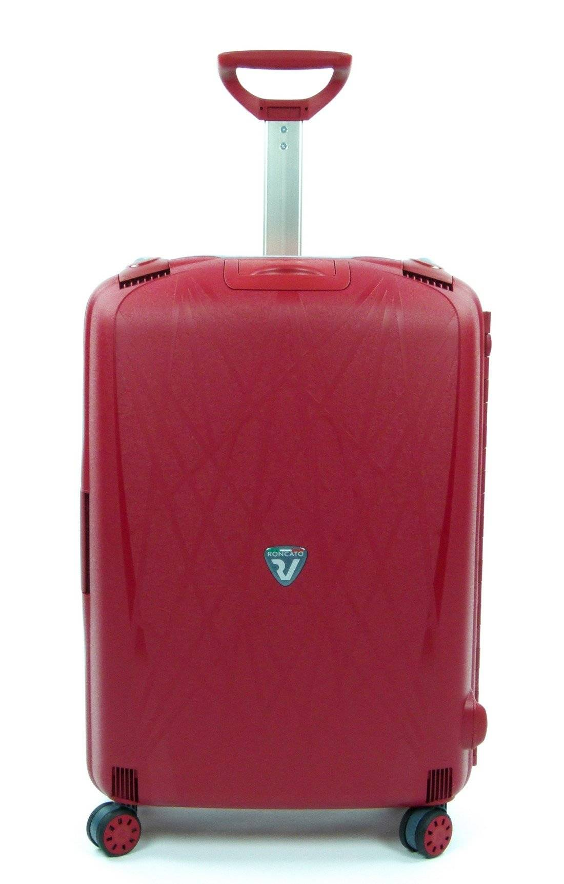 Roncato Trolley Roncato Light 4 ruote medio Rosso art. 712