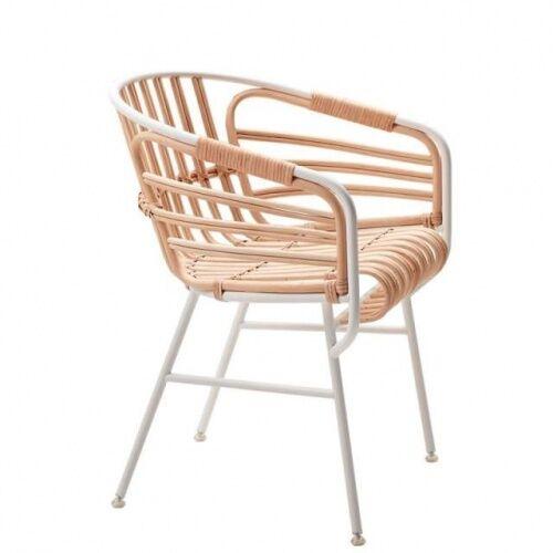 Casamania , Raphia Armchair, sedia di design