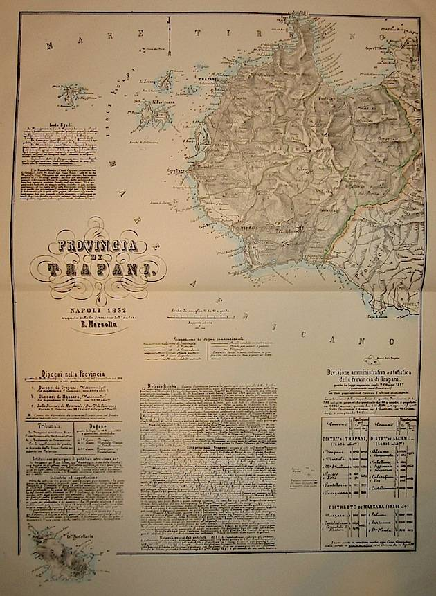 Provincia di Trapani Marzolla Benedetto [ ]