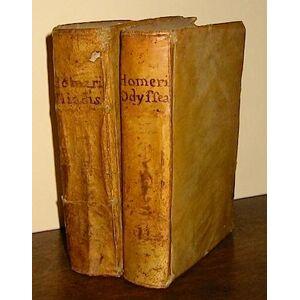 Homeri omnium poeatarum principis Ilias, Andrea Divo Iustinopolitano interprete, ad verbum translata. Herodoti Halicarnassei libellus, Homeri vitam f