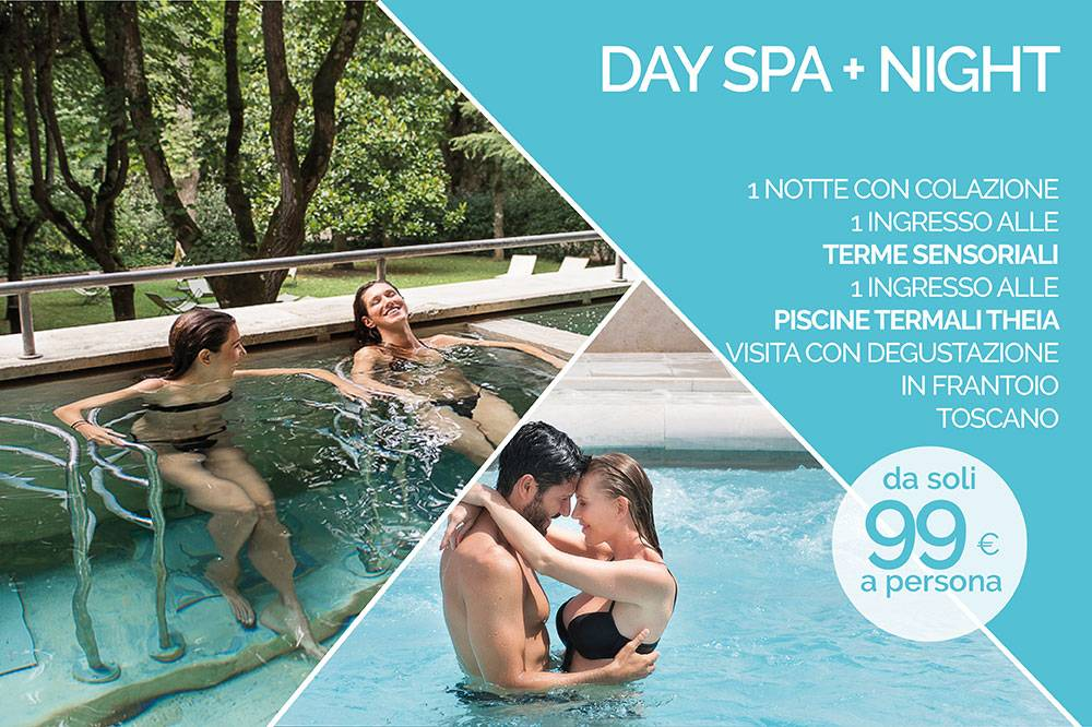 Terme di Chianciano Day spa & night