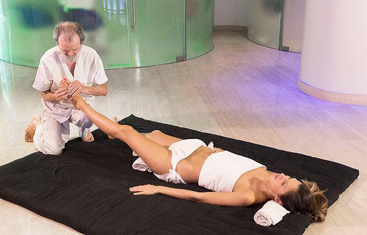 Terme di Chianciano Massaggio rilassante con Olii ess. 25