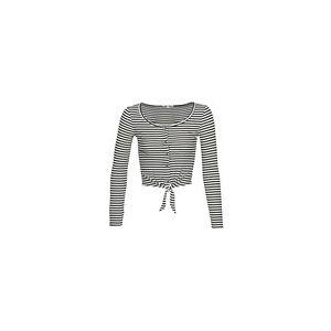 Pepe jeans Camicetta FALBALA donne Nero S,M,L,XL