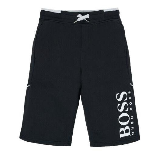 Boss Pantaloni corti KIMOLI ragazzo Nero 6 anni,8 anni,12 anni