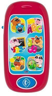 chicco (artsana) chicco gioco smartphone animali