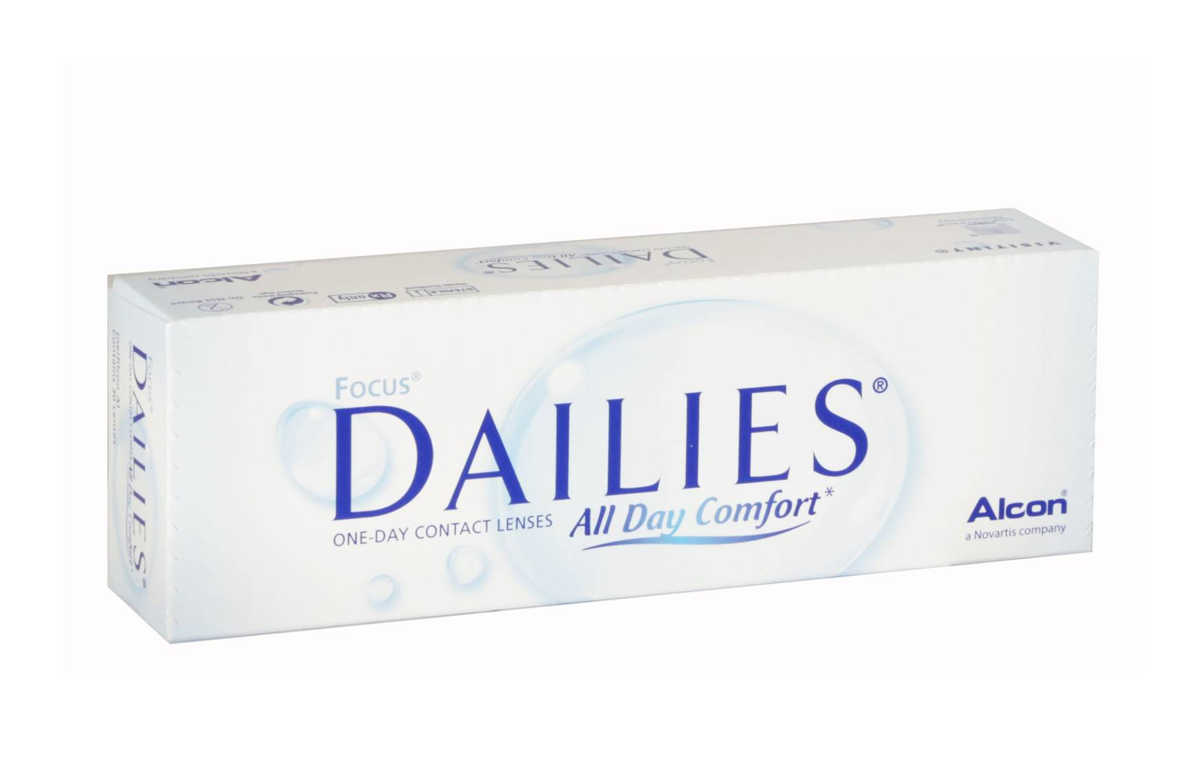 Alcon Focus Dailies All Day Comfort (30 Lenti)