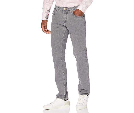 Tommy Hilfiger Jeans Uomo Grigi Slim Bleecker Str Volin Grey Pantalone Uomo Art. Mw0mw144551b5