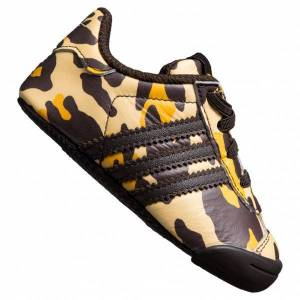 Adidas Originals x Jeremy Scott Crib Leopard Baby Shoes S77811