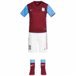 Nike Aston Villa Nike Set neonato mini kit 381810-677