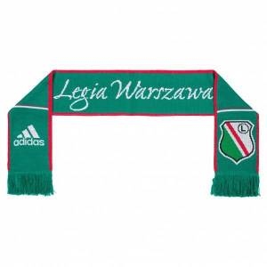 Adidas Legia Varsavia adidas Sciarpa da fan Warszawa G72123