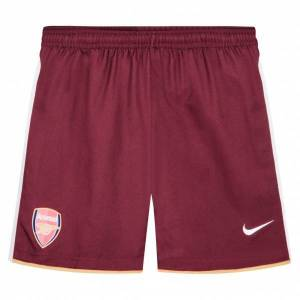 Nike Arsenal FC Nike Bambini Shorts 237883-600 rosso scuro