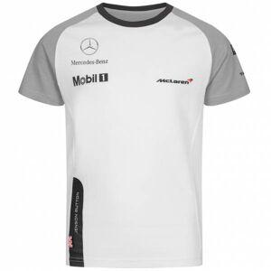 McLaren Jenson Button Bambini T-shirt motorismo V09CD1T1