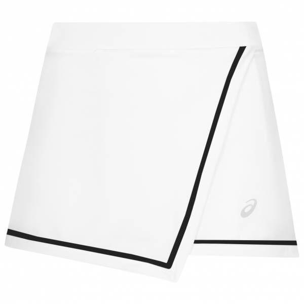 Asics Styled Skort Donna Gonna da tennis 130254-0001 bianco nero