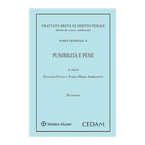 Punibilità e Pene, Cocco, Cedam, 2018, Libri, Diritto penale e processuale