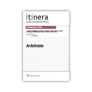 Arbitrato, Studio Legale, Ipsoa, 2020, Libri, Diritto civile e procedura civile