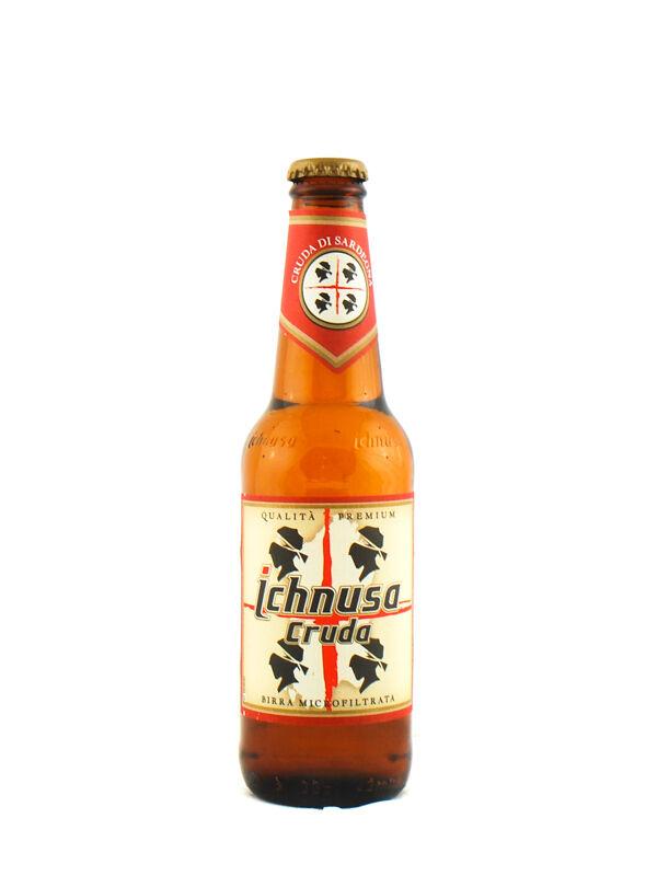Birra Ichnusa Cruda Cl 33