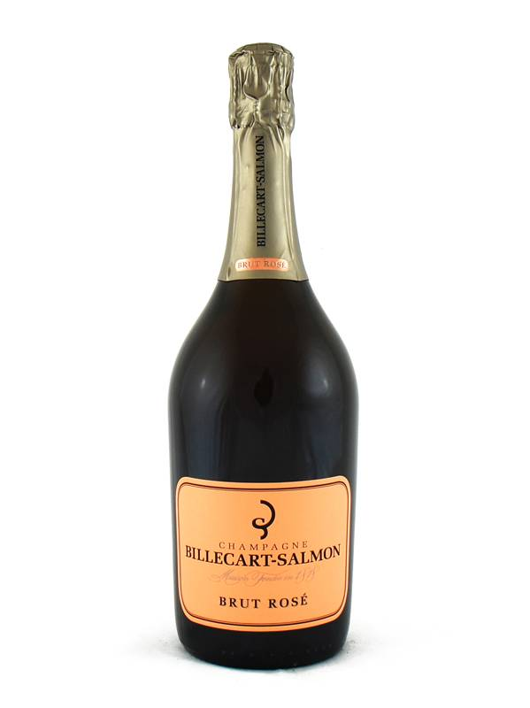 Billecart-salmon Champagne Billecart Salmon Rose' Brut
