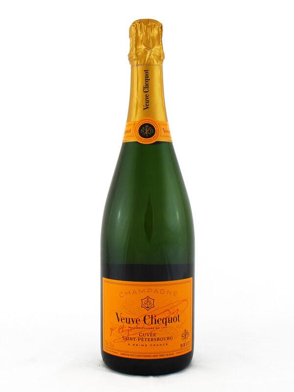 Veuve Clicquot Champagne Veuve Clicquot 'cuvee St. Petersbourg' Brut