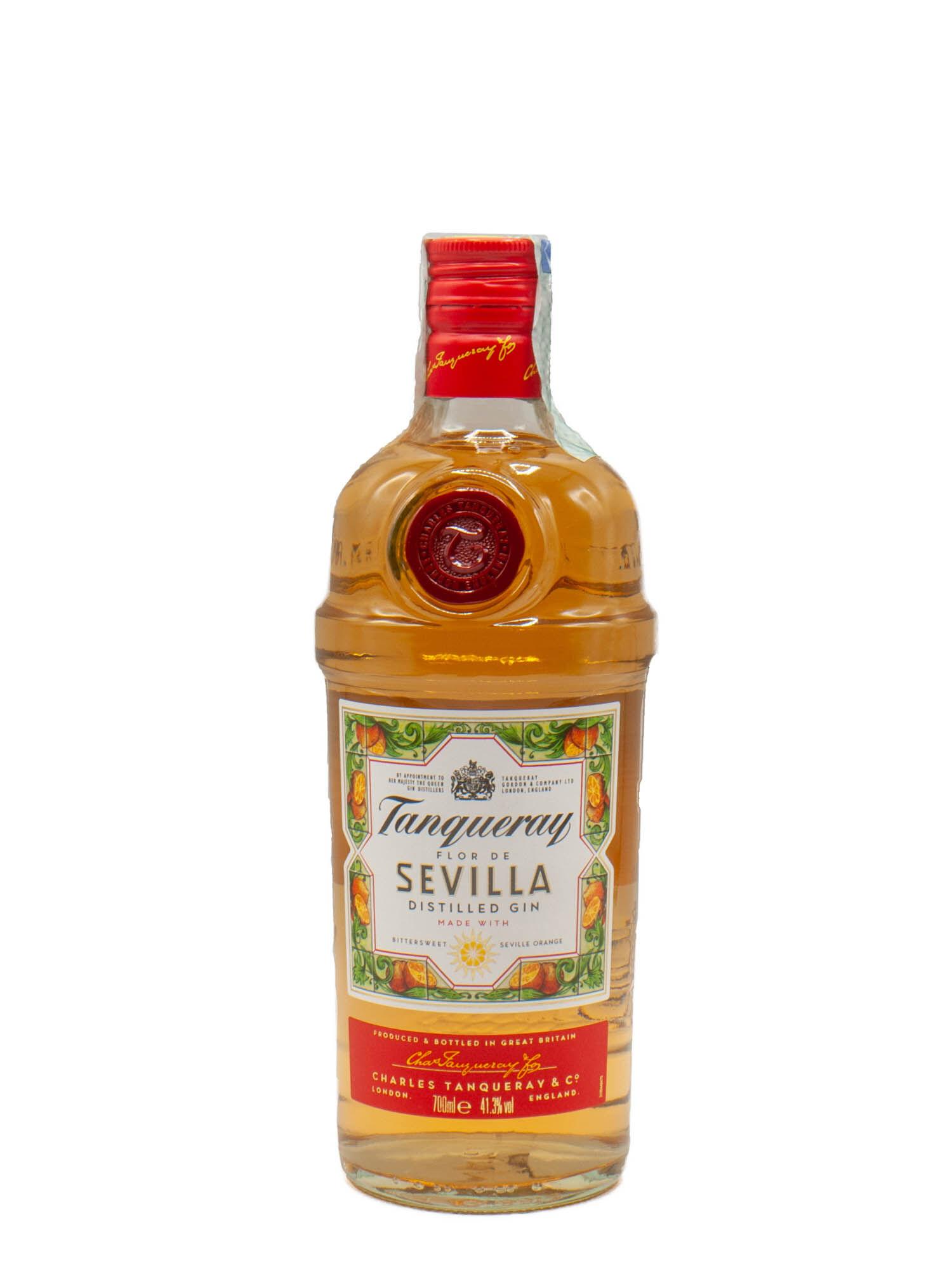Tanqueray Gin Tanqueray Flor De Sevilla