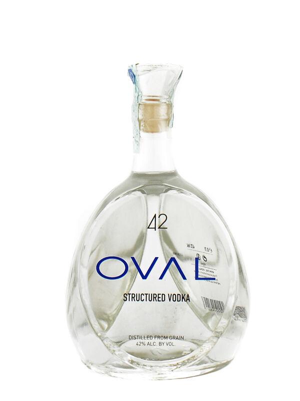 Vodka Oval 42 Gradi 70 Cl